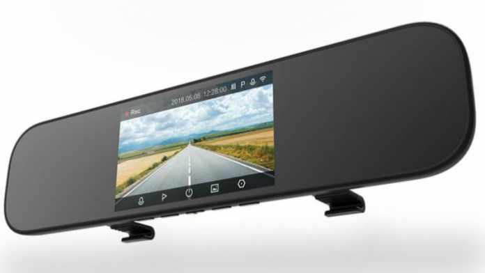 Xiaomi Mi Rearview Mirror Driving Recorder