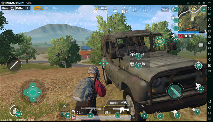 bypass emulator detection pubg