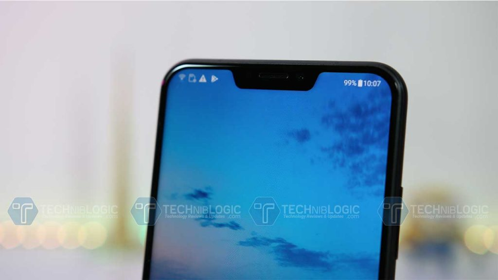 Asus-Zenfone-5z-Front-camera-and-notch-Techniblogic