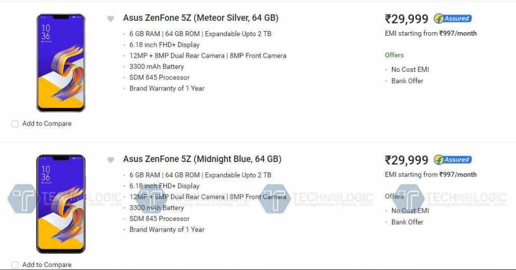 Asus-Zenfone-5z-Price-in-India-is-29999