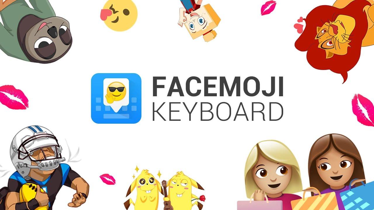 Facemoji keyboard review techniblogic