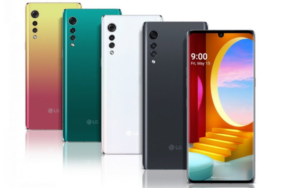 LG Velvet upcoming smartphone leaked