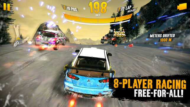 Top 8 New Car Racing Games for iOS / iPhone (2019)