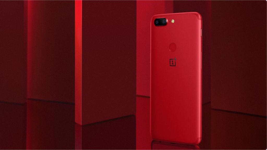 OnePlus 6 Red Edition Launched