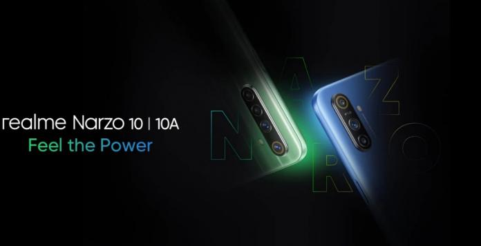 Realme Narzo 10, Narzo 10A Launch