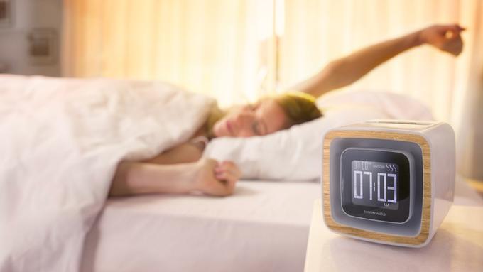 Sensore-wake-feature