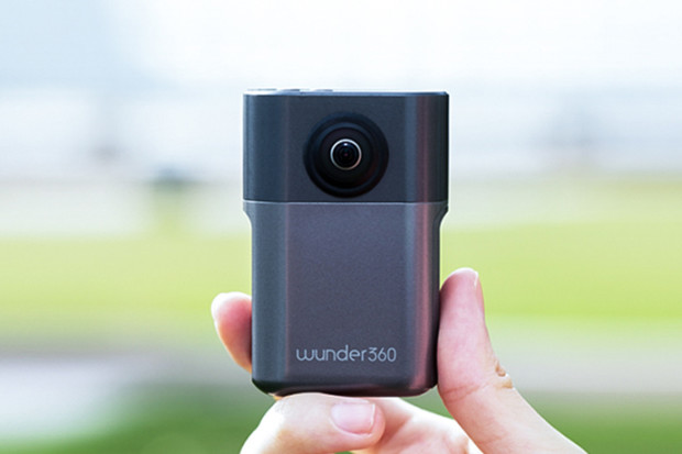 Wunder360 S1: FIRST 3D Scanning & 360 AI Camera