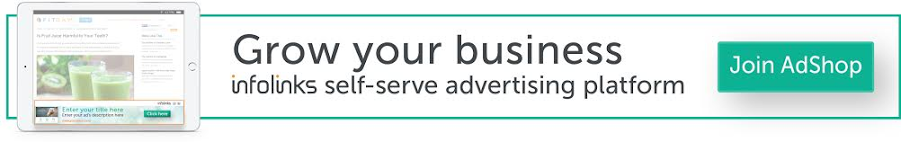 infolinks for advertisers adshop
