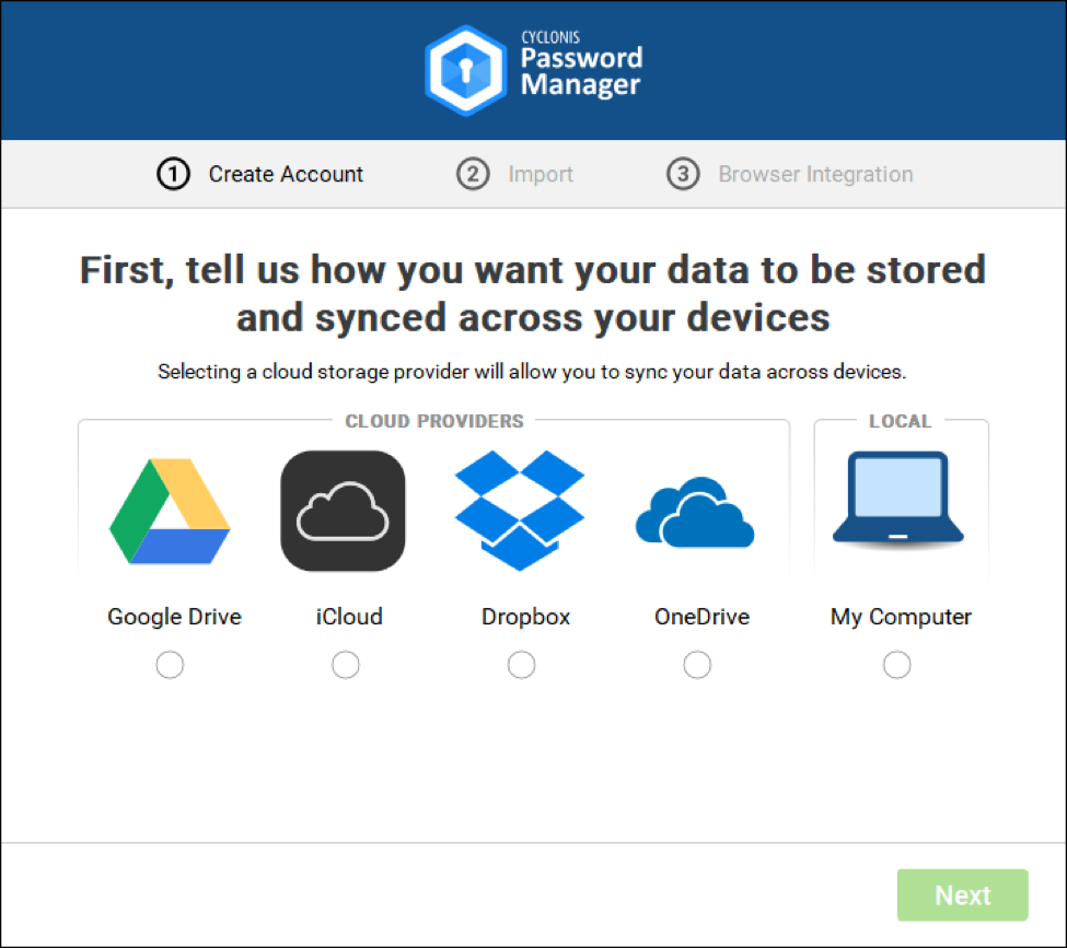 Cyclonis Password Manager Review: Now No need to Remember your Passwords ! 5