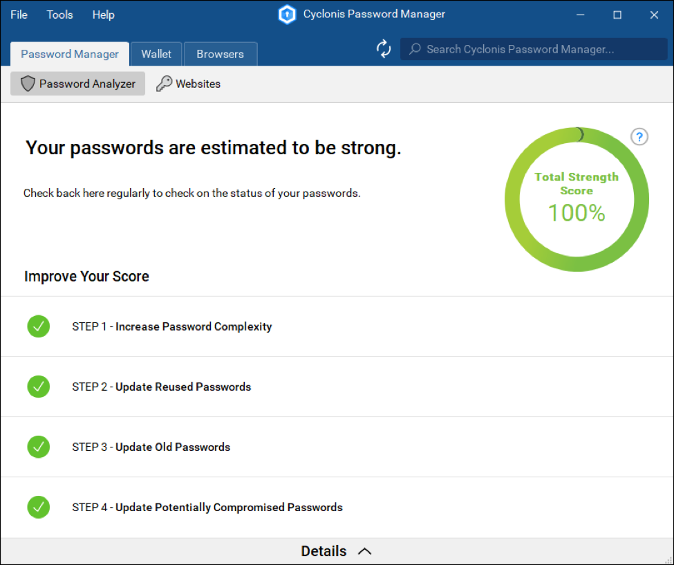 Cyclonis Password Manager Review: Now No need to Remember your Passwords ! 4