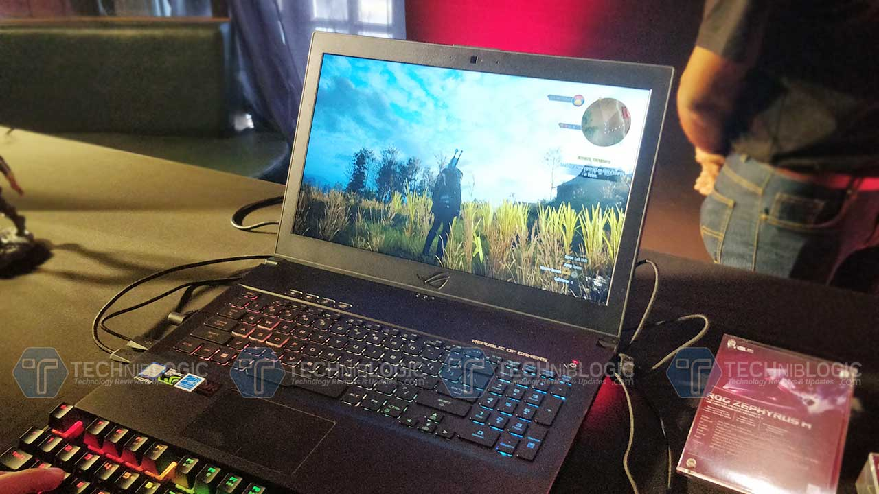Asus ROG Strix Scar II, Hero II Gaming Laptops