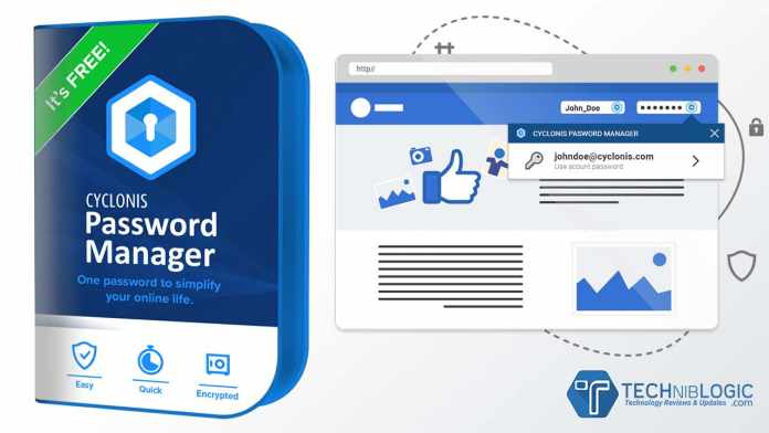 Cyclonis Password Manager Review techniblogic