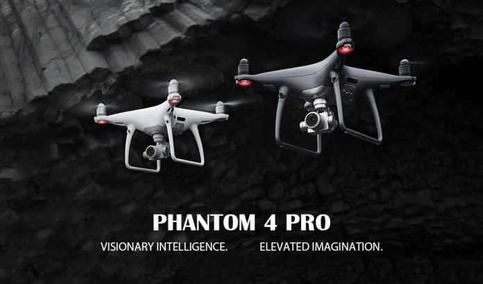 DJI Phantom 4 Pro RC Quadcopter