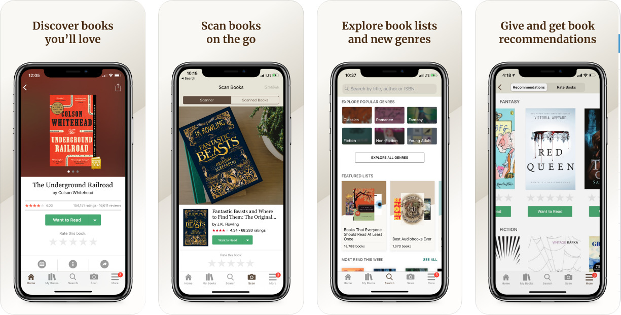Goodreads-Best-ebook-reader-for-iOS