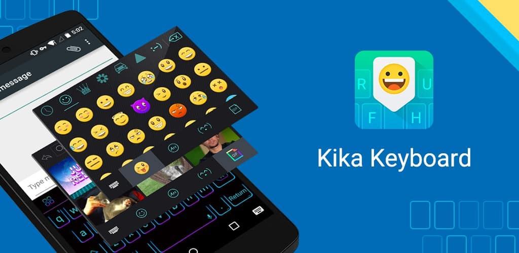 Kika-emoji-keyboard