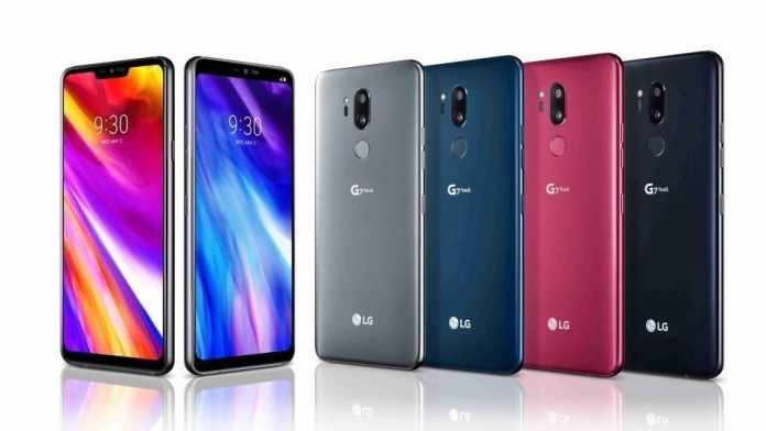 LG G7+ ThinQ launched in India