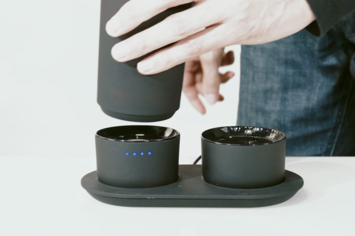 Muggo keeps your favorite coffee at the perfect