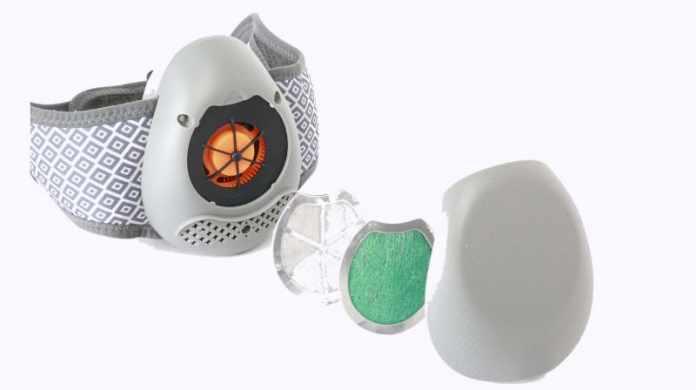 Purelogic introduces Motorised Prana Air Motion Mask
