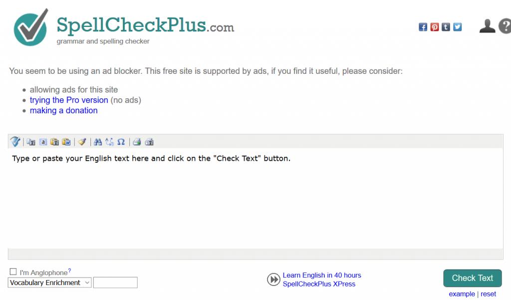 Screenshot_2018-08-15 SpellCheckPlus Online Spelling and Grammar Checker for English as a Second Language