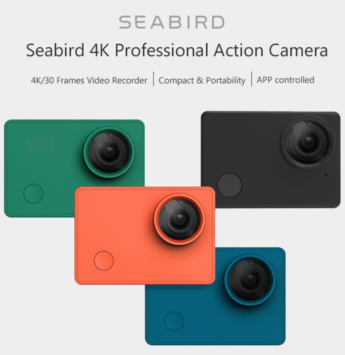 Seabird action camera feature