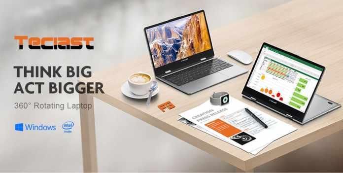 Teclast F5 Laptop Cheap Touch Screen