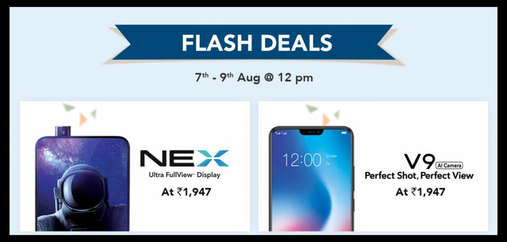 Vivo Flash Deal 1 Techniblogic