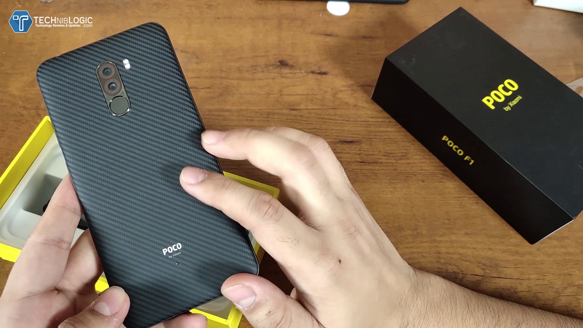 Xiaomi Pocophone POCO F1 With Snapdragon 845