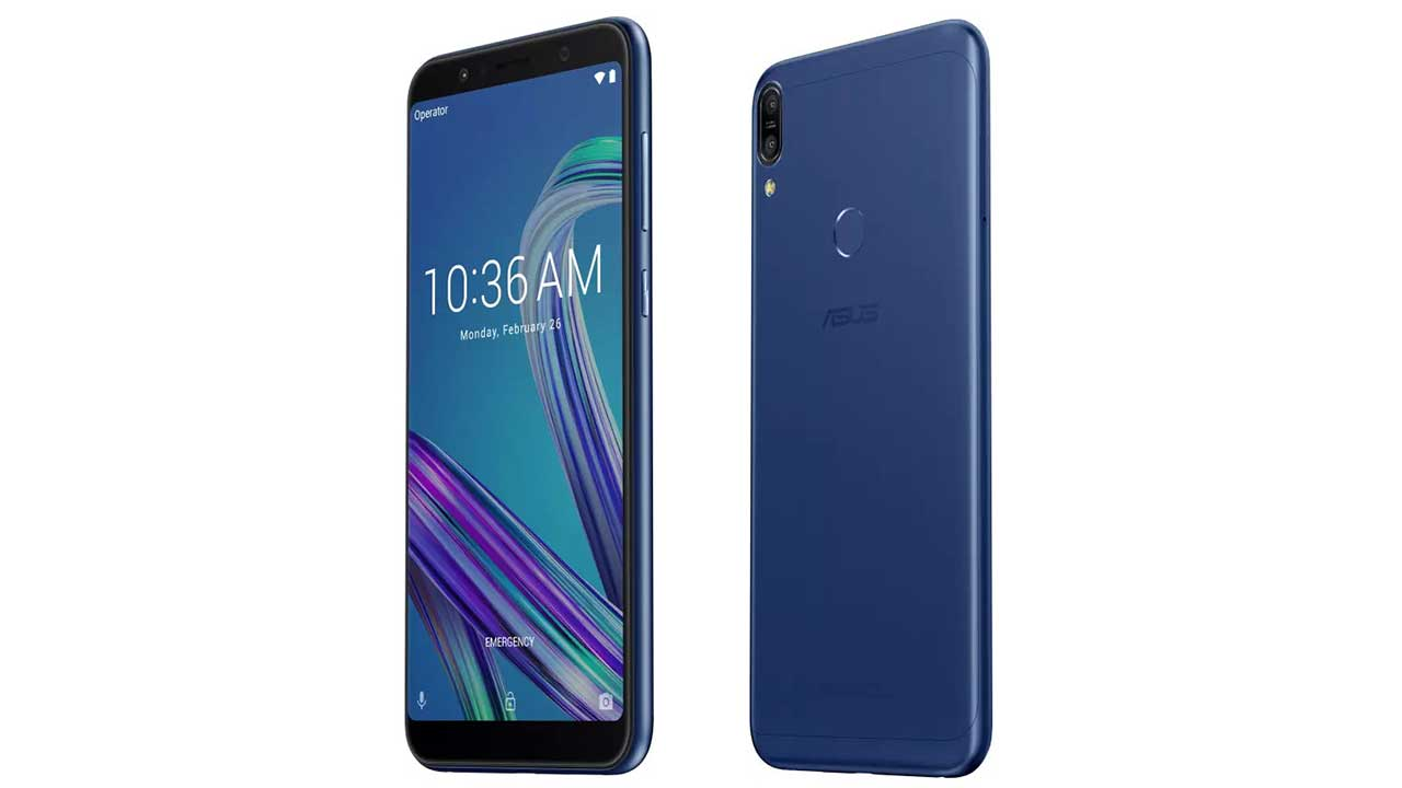 Asus Zenfone Max Pro M1 Blue Colour Variant Launched In