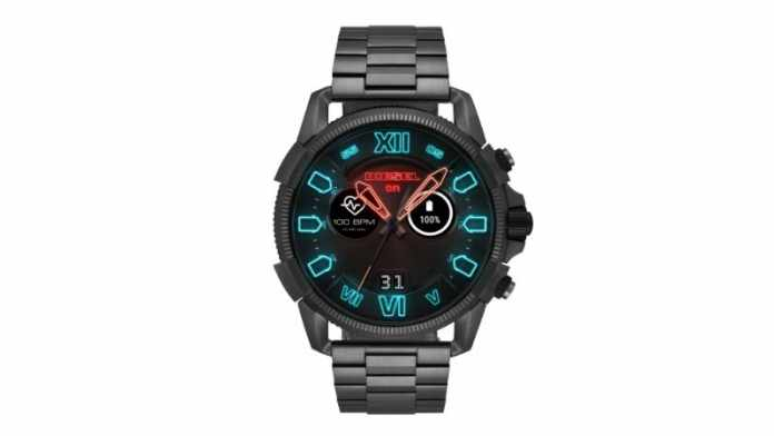 Diesel Full Guard 2.5 Wear OS Smartwatch Launched