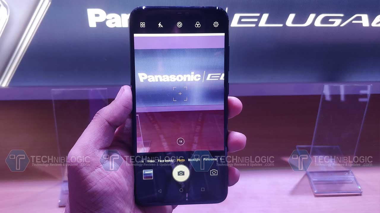 Panasonic-Eluga-X1,-X1-Pro-camera-app-techniblogic