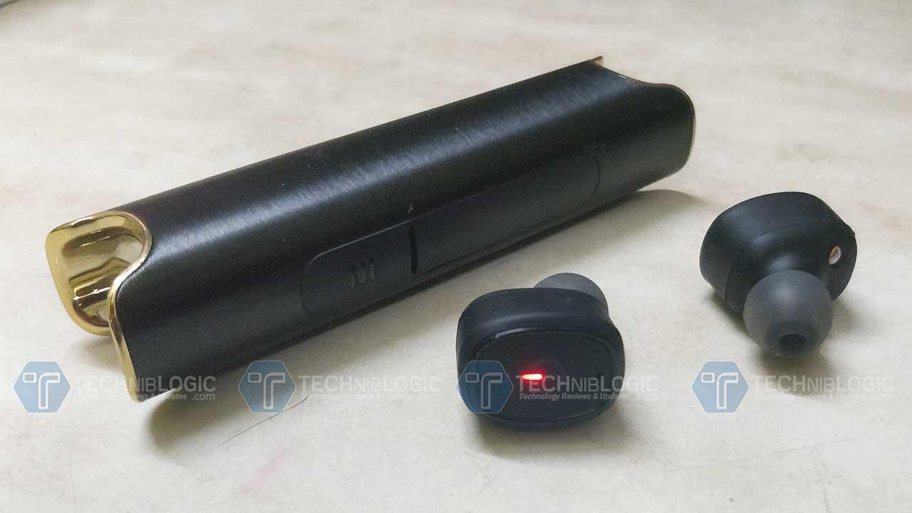 xfyro xs2 wireless earbuds
