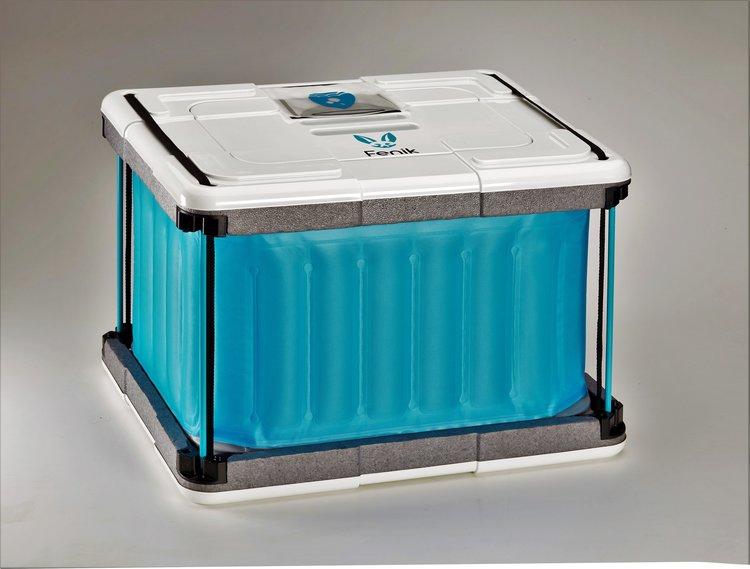 The Fenik No-Ice Cooler