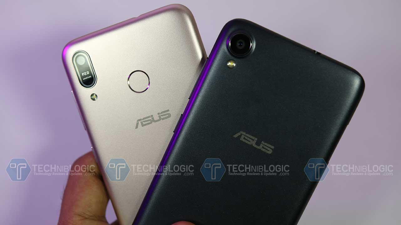 Asus ZenFone Max M1 , ZenFone Lite L1