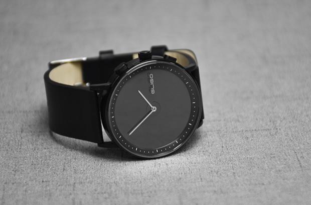 GLIGO E-Ink Smartwatch -Hassle-free with style
