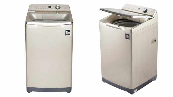 Haier India launches new Top Load Washing Machine