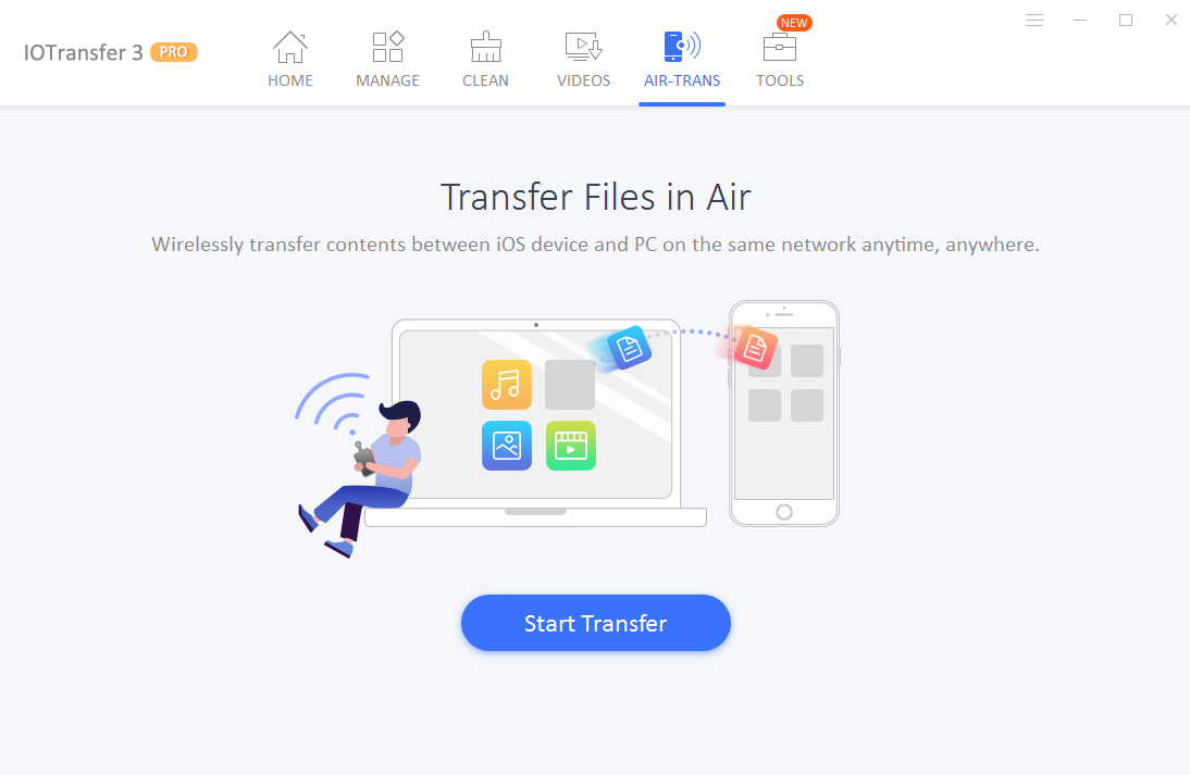 IOTransfer Review feature3