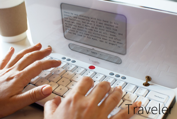 Traveler: Ultimate Distraction-Free Writing Tool
