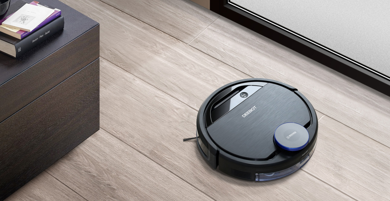 Ecovacs Deebot-Ozmo 930 Smart-Vacuum