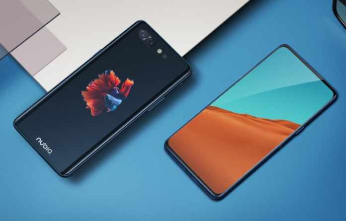 Nubia X with dual displays launched