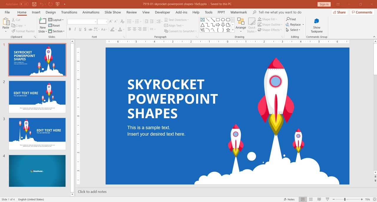 SlideModel.com: Produce Better Presentations with 100% Editable PowerPoint Templates 4