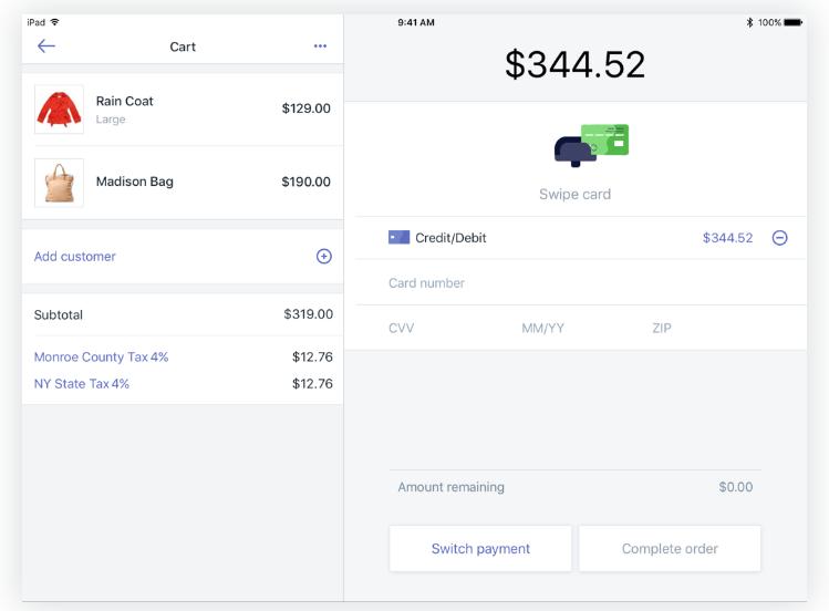Shopify POS System