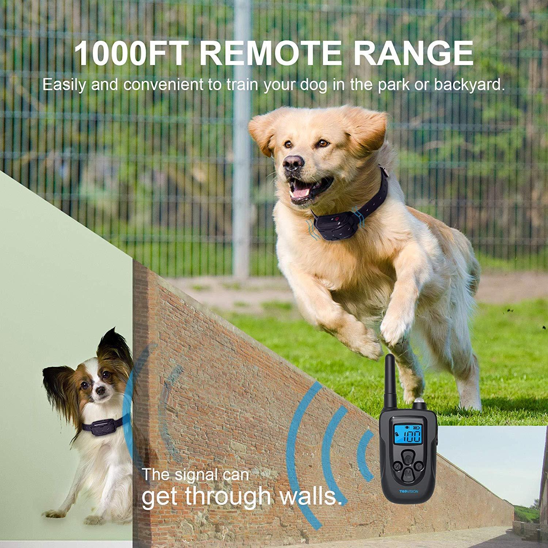 TOPVISION dog training collar system