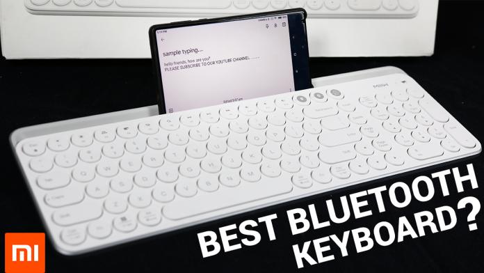Xiaomi MIIIW Wireless Keyboard Review