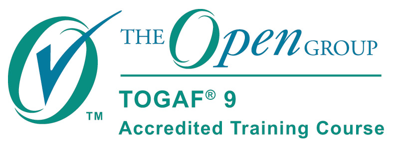 togaf certification courses certified it4it learning architecture level foundation techniblogic enterprise course training elearning education overview quick v2 combined logos