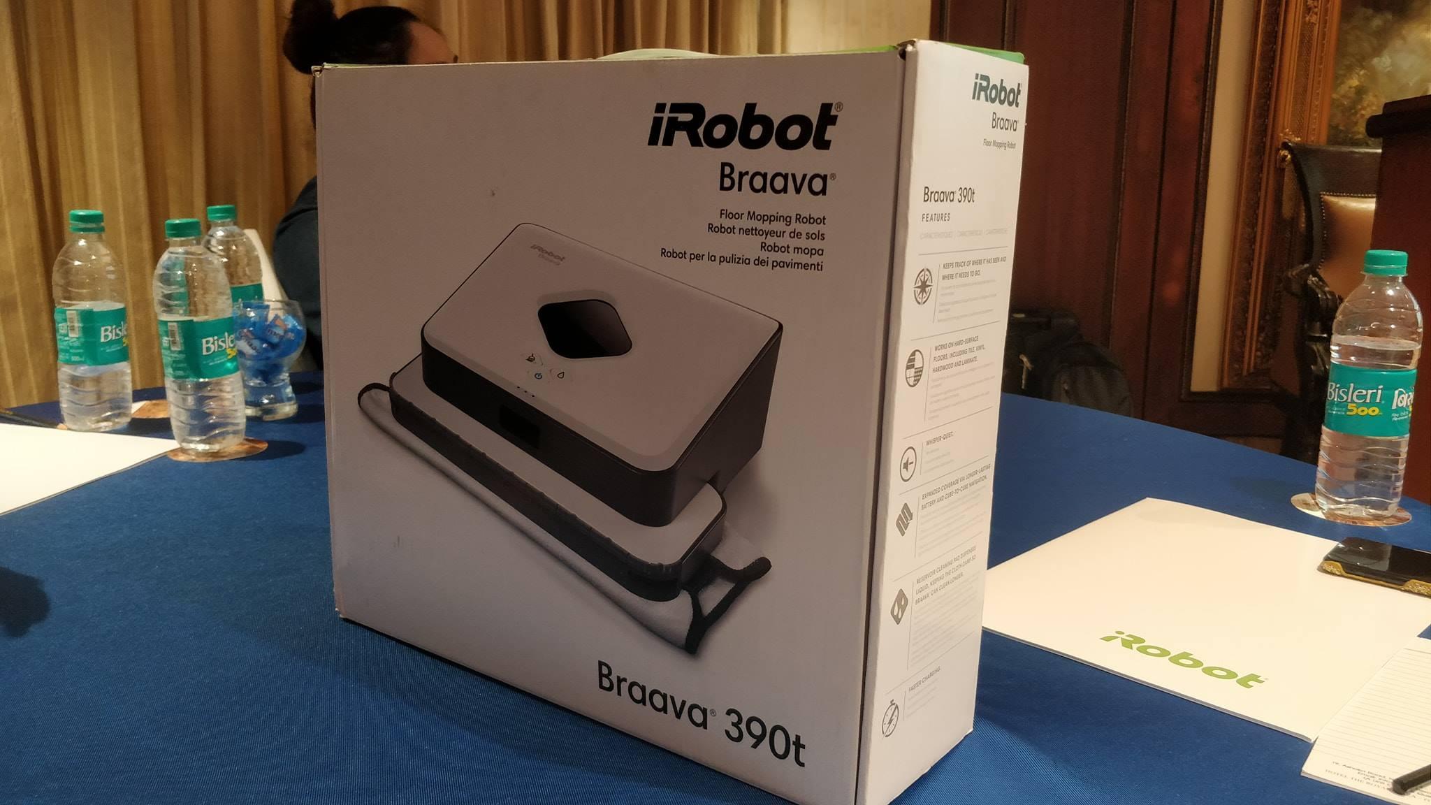 Braava 390t Mopping Robot