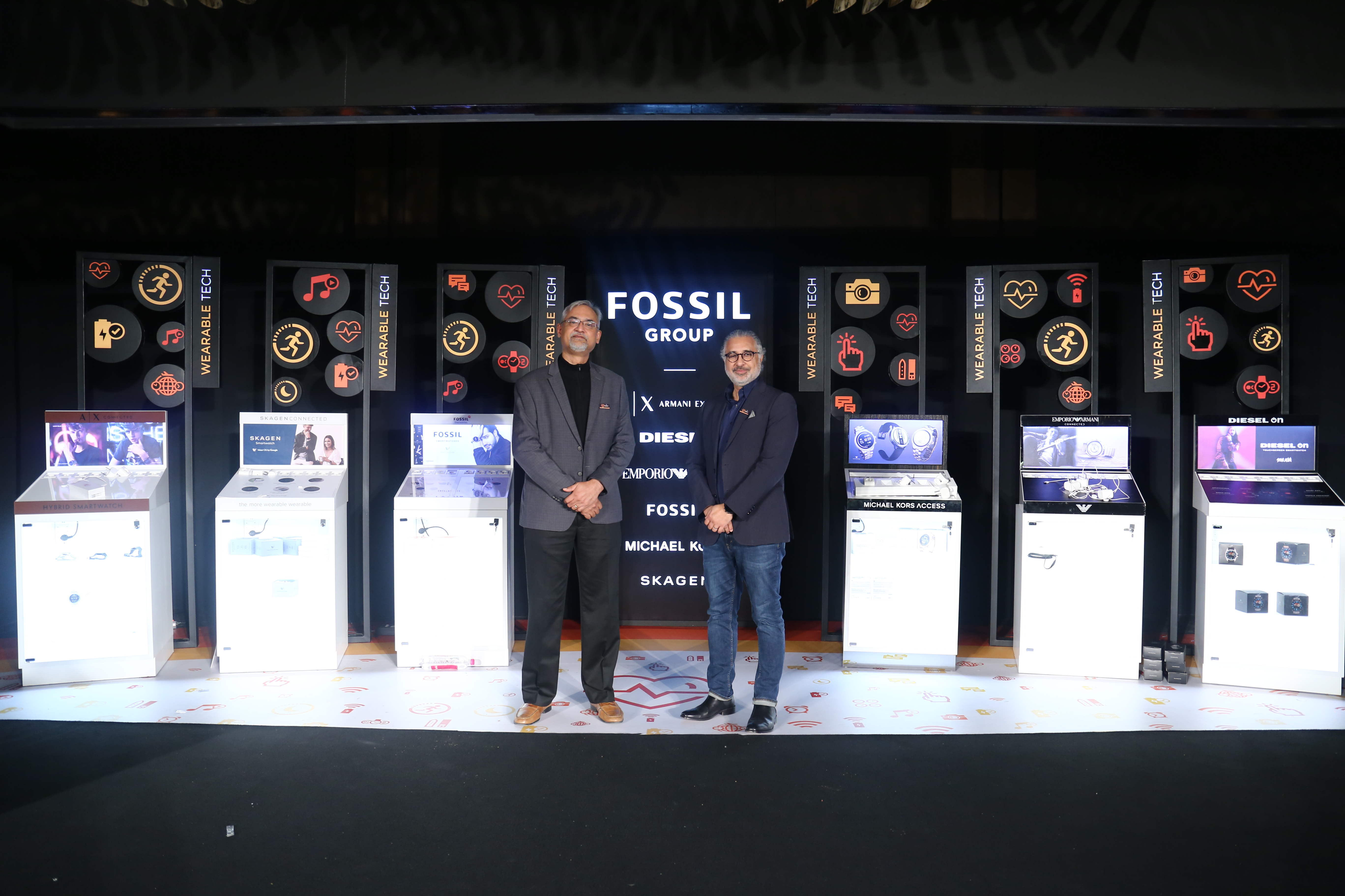 Fossil Group unveils its Next Generation of Smartwatches