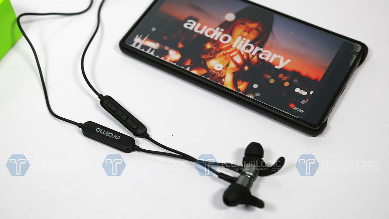 ORAIMO Shark Sport Sweat Proof Wireless Headset