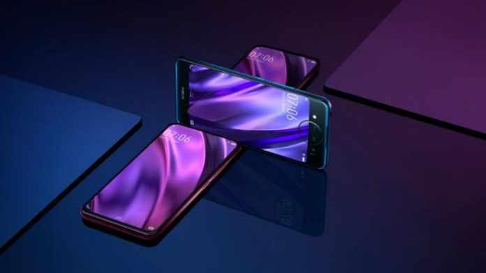 Vivo Nex Dual Display Edition Launched
