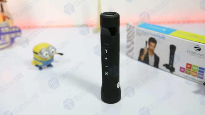 Zebronics ZEB-ESTEEM 6 In 1 Portable Bluetooth
