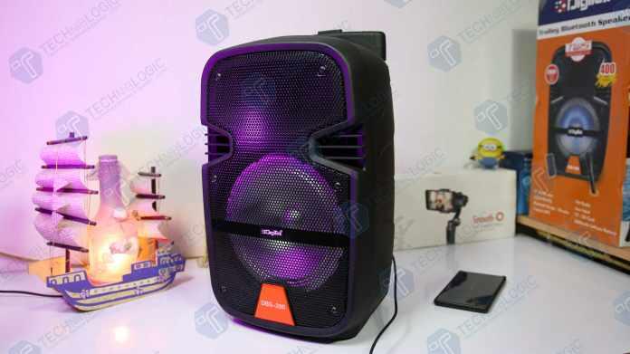 Digitek DBS 200 Super Bass Bluetooth Speaker